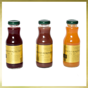 Naturalne soki BioGrim 200ml