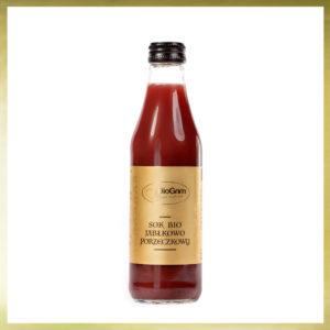 sok bio jabłkowo porzeczkowy